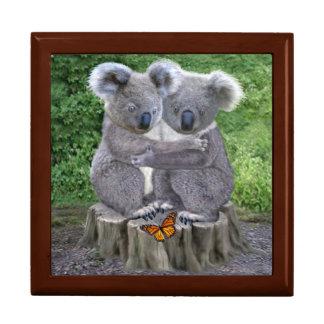 De Koala Huggies van het baby Decoratiedoosje