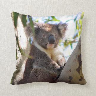 De koala in het Decoratieve Dier van de Boom werpt Sierkussen