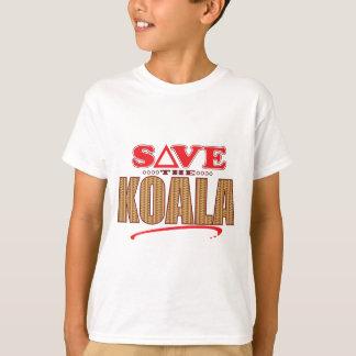 De koala spaart t shirt