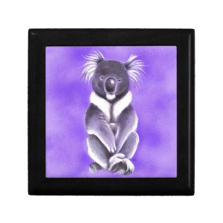 De koala van Boedha Decoratiedoosje