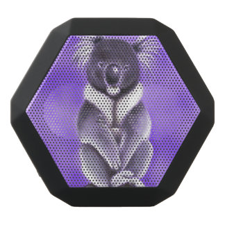 De koala van Boedha Zwarte Bluetooth Speaker
