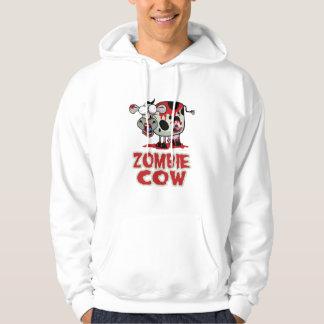 De Koe van de zombie Hoodie