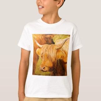 De koeien van het hoogland, Schots vee T Shirt