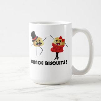 De Koekjes van de dans!!! Koffiemok