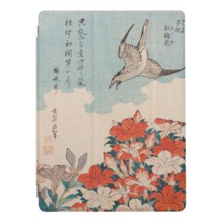 De Koekoek van Hokusai en het Vintage Art. iPad Pro Cover