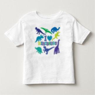 De koele Blauw, Paars en Groene T-shirt van de