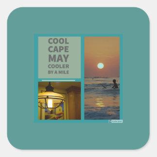 De koele Kaap mag Stickers
