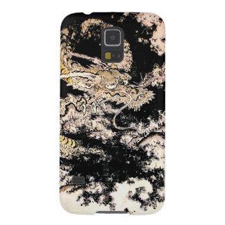De koele oosterse Legendarische Oude Chinese inkt Galaxy S5 Hoesje