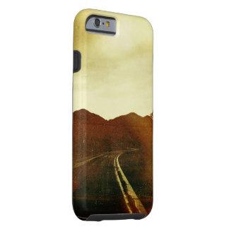 De koele Ruwe Weg Iphone 6 van de Berg Hoesje