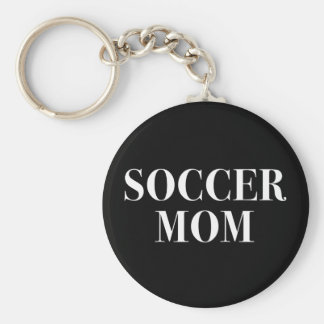 De koele Slogan Keychain van het Mamma van het Sleutelhanger