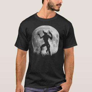 De koele Transformatie van de Volle maan van de T Shirt