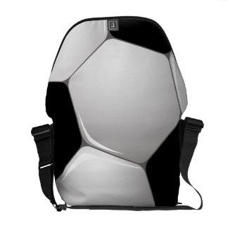 De koele Zak van de Boodschapper van het Voetbal Courier Bags