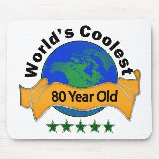 De Koelste 80 Éénjarigen van de wereld Muismat