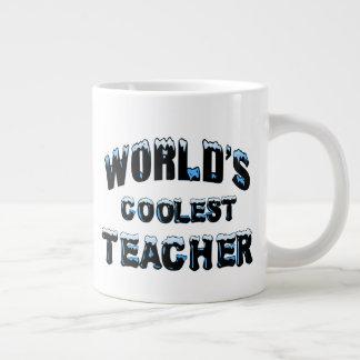 De Koelste Leraar van de wereld Grote Koffiekop