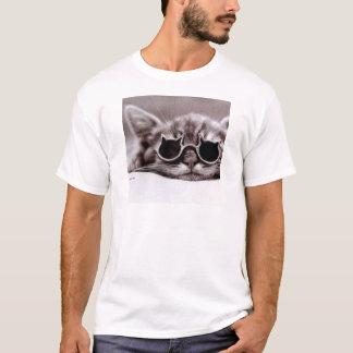 De koelste levende T-shirt van de Kat voor Man