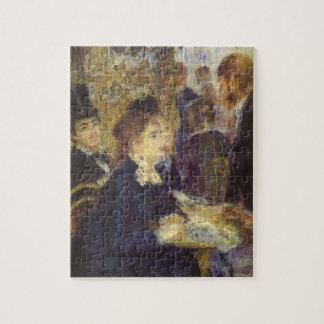 De koffie door Pierre Renoir, Vintage Legpuzzel