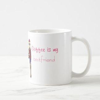 De koffie is Mijn Mok Bestie