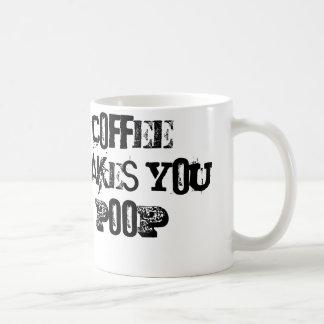 de koffie maakt u achterschip beker