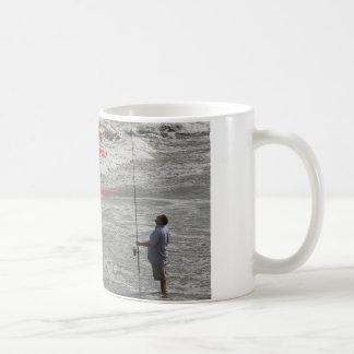 de koffie mok met gekomen volgt me…