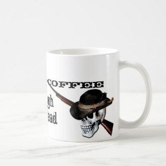 De Koffie van de cowboy Koffiemok