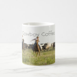 De Koffie van de cowboy - Mok 4
