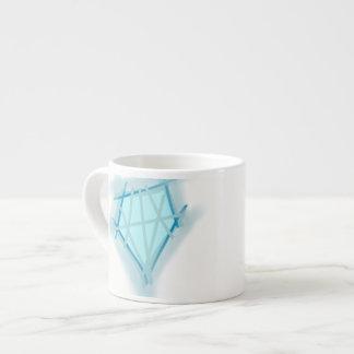 De Koffie van de flits Espresso Kopjes
