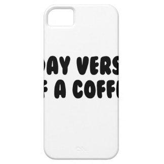 De Koffie van de vrijdag Barely There iPhone 5 Hoesje