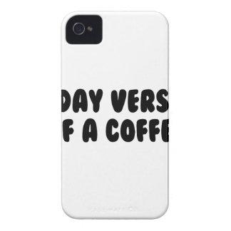 De Koffie van de vrijdag iPhone 4 Hoesje
