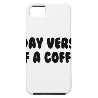 De Koffie van de vrijdag Tough iPhone 5 Hoesje