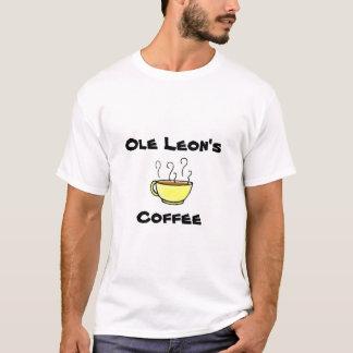De Koffie van Leon van Ole T Shirt