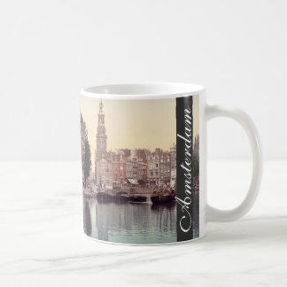 De koffiemok van Amsterdam