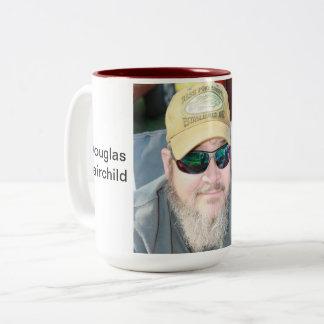 De koffiemok van Douglas Fairchild
