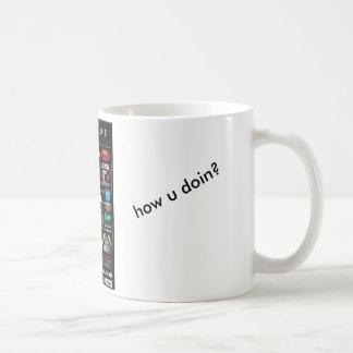 De koffiemok van VRIENDEN