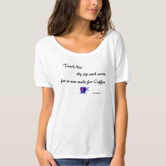 De koffievrouwen van het Citaat van Shakespeare T Shirt