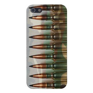 De Kogels van Camo iPhone 5 Covers