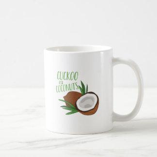 De Kokosnoten van de koekoek Koffiemok