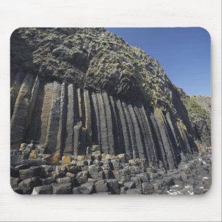 De Kolommen van het basalt door het Hol van Fingal Muismatten