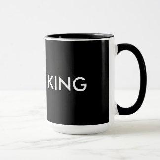 De koning mok