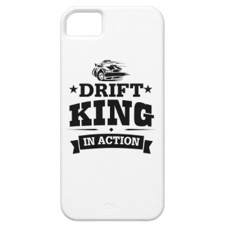 De Koning van de afwijking in Actie Barely There iPhone 5 Hoesje