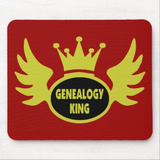 De Koning van de genealogie Muismat