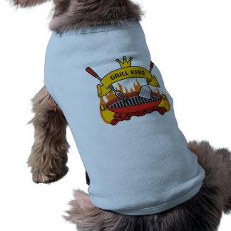 De Koning van de grill T-shirt