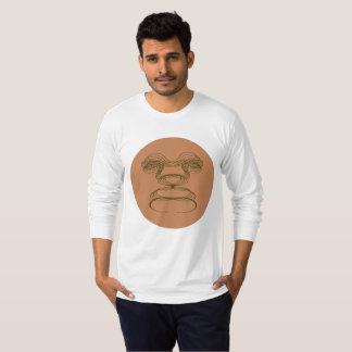 De koning van de Leeuw van het Oerwoud T Shirt