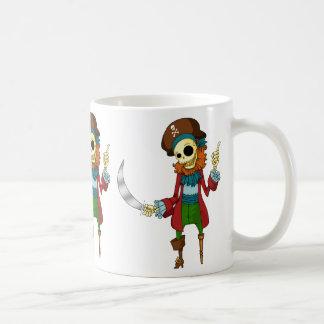 De Koning van de piraat Koffiemok
