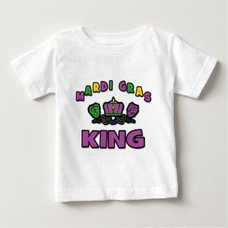 De Koning van Gras van Mardi Baby T Shirts