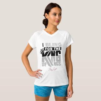 De Koning van vrouwen van Koningen dubbel-droogt T Shirt