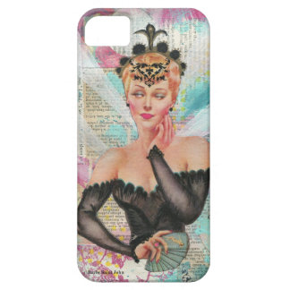 De koningin barely there iPhone 5 hoesje
