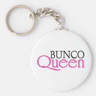 De Koningin van Bunco Sleutelhanger