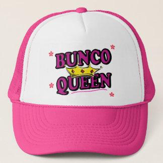De koningin van Bunco Trucker Pet