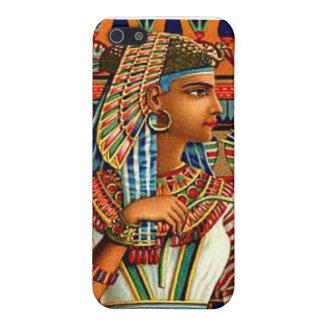 De Koningin van Cleopatra van de Stijl van de iPhone 5 Cases