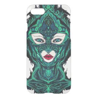 De Koningin van Cyborg iPhone 8/7 Hoesje
